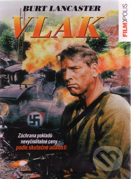 Vlak DVD