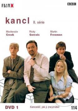 Kancl - II. série - Film-X DVD