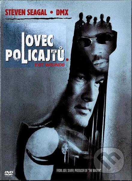 Lovec policajtů DVD