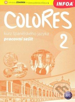 Colores 2: pracovní sešit. 2010. 104 s - Náhled učebnice