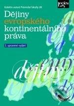 Dějiny evropského kontinentálního práva -