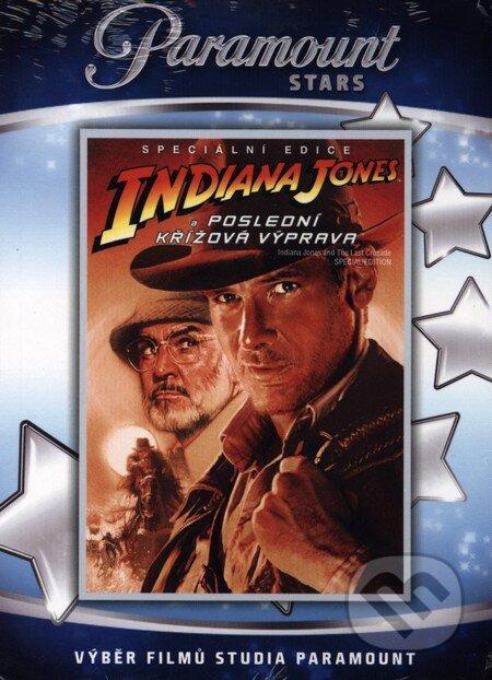 Indiana Jones a poslední křížová výprava DVD