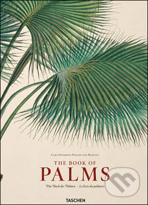 Martius, Book of Palms - H.W. Lack