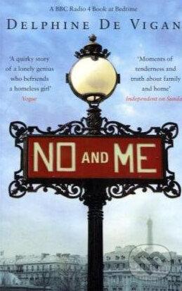 No and Me - Delphine de Vigan