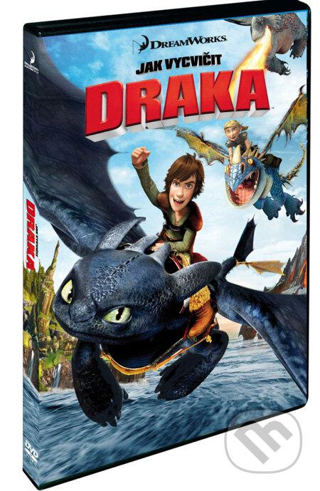 Ako si vycvičiť draka DVD