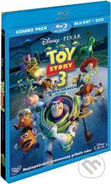 Toy Story 3: Príbeh hračiek BD + DVD BLU-RAY