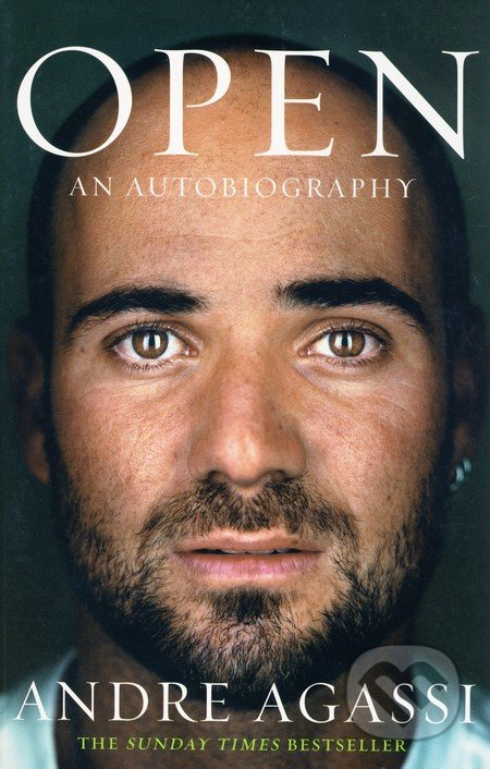 OPEN An Autobiography: Andre Agassi (paperback) - Andre Agassi