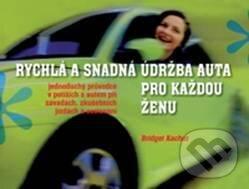 Pragma Rychlá a snadná údržba auta pro každou ženu -