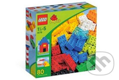 LEGO Duplo 6176 - Základné kocky – súprava Deluxe -