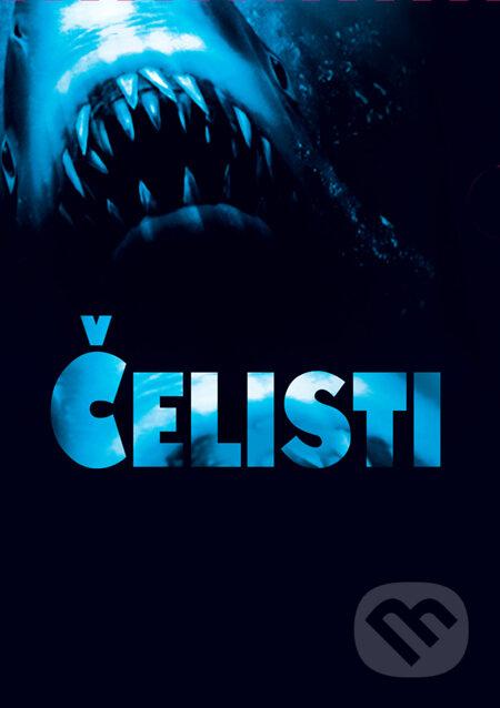 Čelisti - Kolekcia DVD