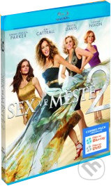 Sex v meste 2 - Combo Pack BLU-RAY