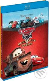 Cars Toon: Burákovy povídačky BLU-RAY