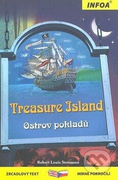 Treasure Island - Ostrov pokladů - Robert Louis Stevenson