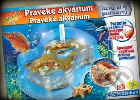 Pravěké akvárium -