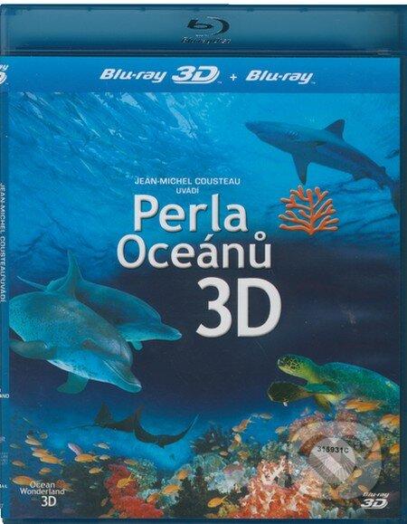 Perla oceánů (3D verzia) BLU-RAY