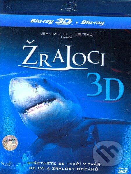 Žraloci (3D verzia) BLU-RAY