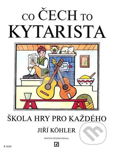 Co Čech to kytarista - Jiří Köhler