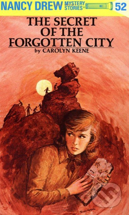 Nancy Drew 52: The Secret of Forgotten City - Carolyn Keene