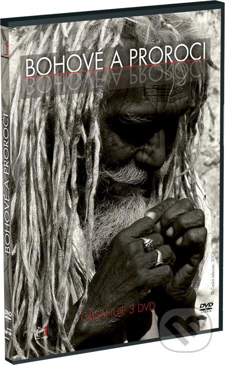 Bohové a proroci DVD