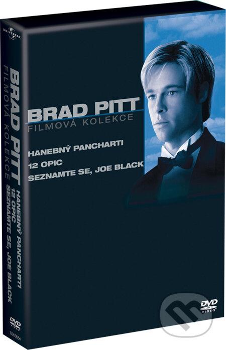 Brad Pitt - Kolekcia DVD