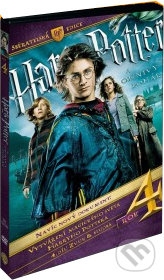 Harry Potter a ohnivá čaša - 3 DVD DVD