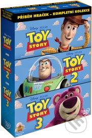 Toy Story: Príbeh hračiek - 3 DVD DVD