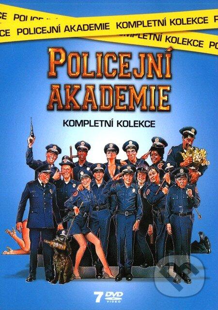 Policejní akademie - 7 DVD DVD