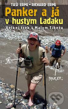 Panker a já v hustym Ladaku - Taši Erml