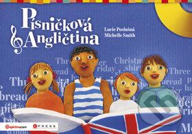 Písničková angličtina - Lucie Poslušná