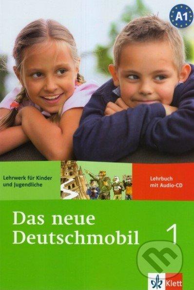 Das neue Deutschmobil 1 - Lehrbuch mit Audio-CD - Jutta Douvitsas-Gamst a kol.