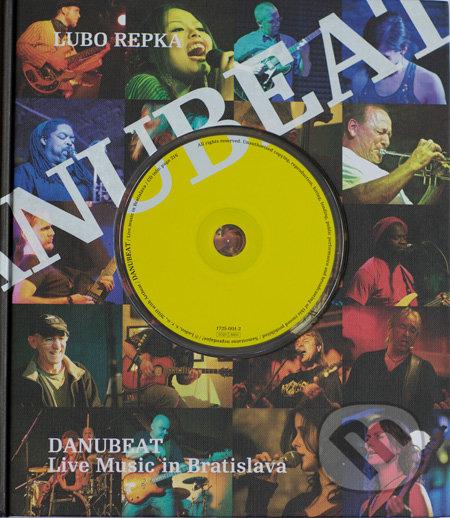 Danubeat + CD - Lubo Repka