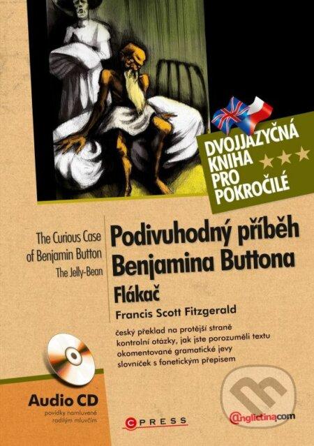 Podivuhodný příběh Benjamina Buttona - Flákač / The Curious Case of Benjamin Button - The Jelly-Bean - Francis Scott Fitzgerald