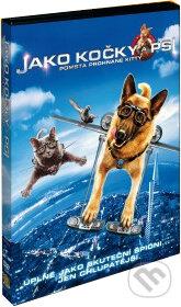 Jako kočky a psi: Pomsta prohnané Kitty BD+DVD BLU-RAY