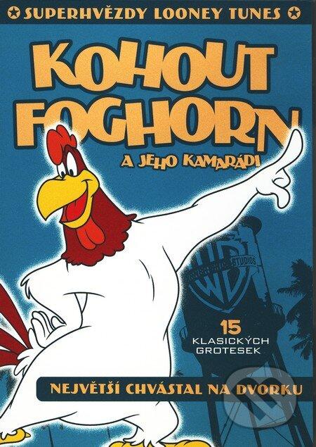 Super hvězdy Looney Tunes: Kohout Foghorn a jeho kamarádi DVD