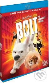 Bolt - pes pro každý případ 3D+2D BLU-RAY