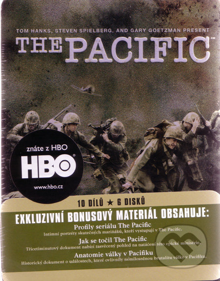 The Pacific - 6 DVD DVD