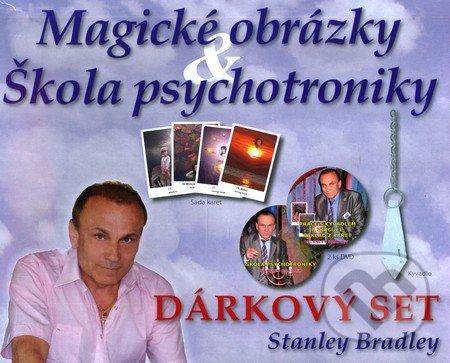 Magické obrázky a škola psychotroniky - Stanley Bradley