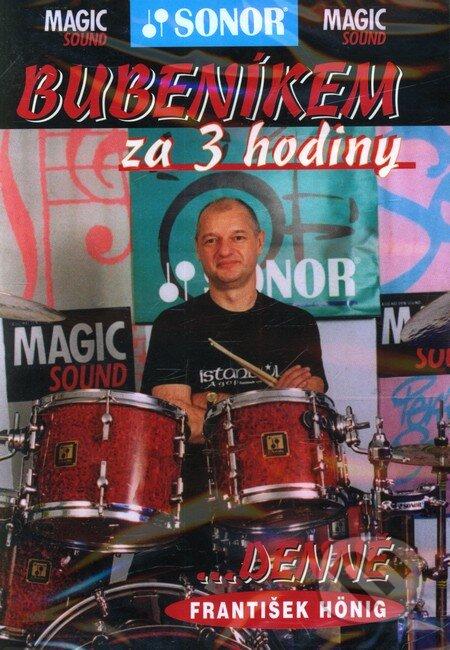 Bubeníkem za 3 hodiny denně DVD