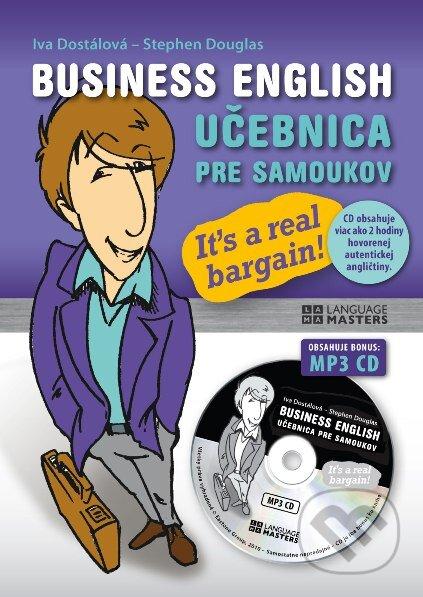 Business English - Učebnica pre samoukov + MP3 - Iva Dostálová, Stephen Douglas