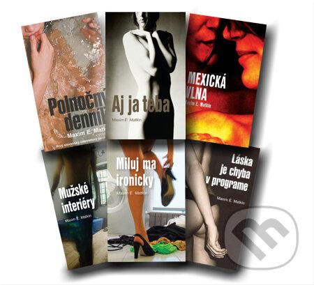 Maxim E. Matkin - kolekcia šiestich bestsellerov - Maxim E. Matkin