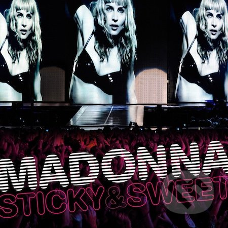 MADONNA: STICKY & SWEET TOUR (CD + DVD) DVD