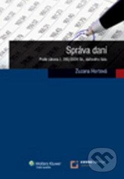 Správa daní podle zákona č. 280/2009 Sb., daňového řádu - Náhled učebnice