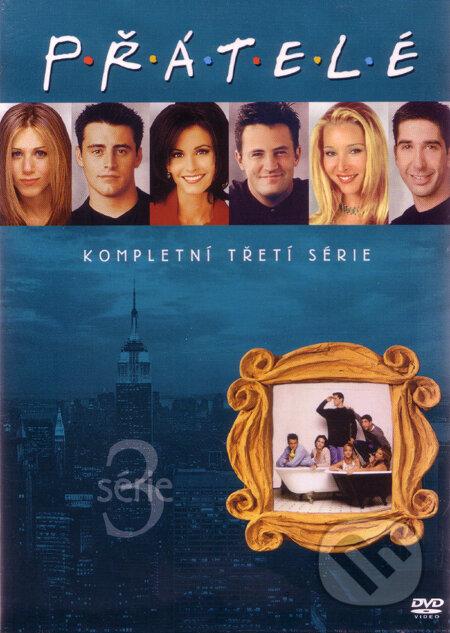 Přátelé - 3. série DVD