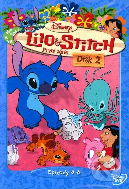 Lilo a Stitch - 1. séria Disk 2 DVD