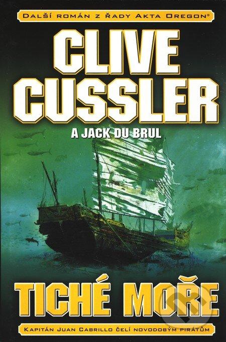 Tiché moře - Clive Cussler