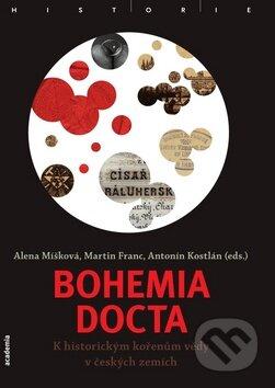 Bohemia docta - Alena Míšková