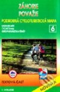 Záhorie, Považie - cykloturistická mapa č. 6