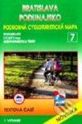 Bratislava, Podunajsko - cykloturistická mapa č. 7