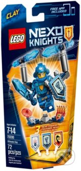 LEGO Nexo Knights 70330 Confidential BB 2016 New Offer 1HY 1