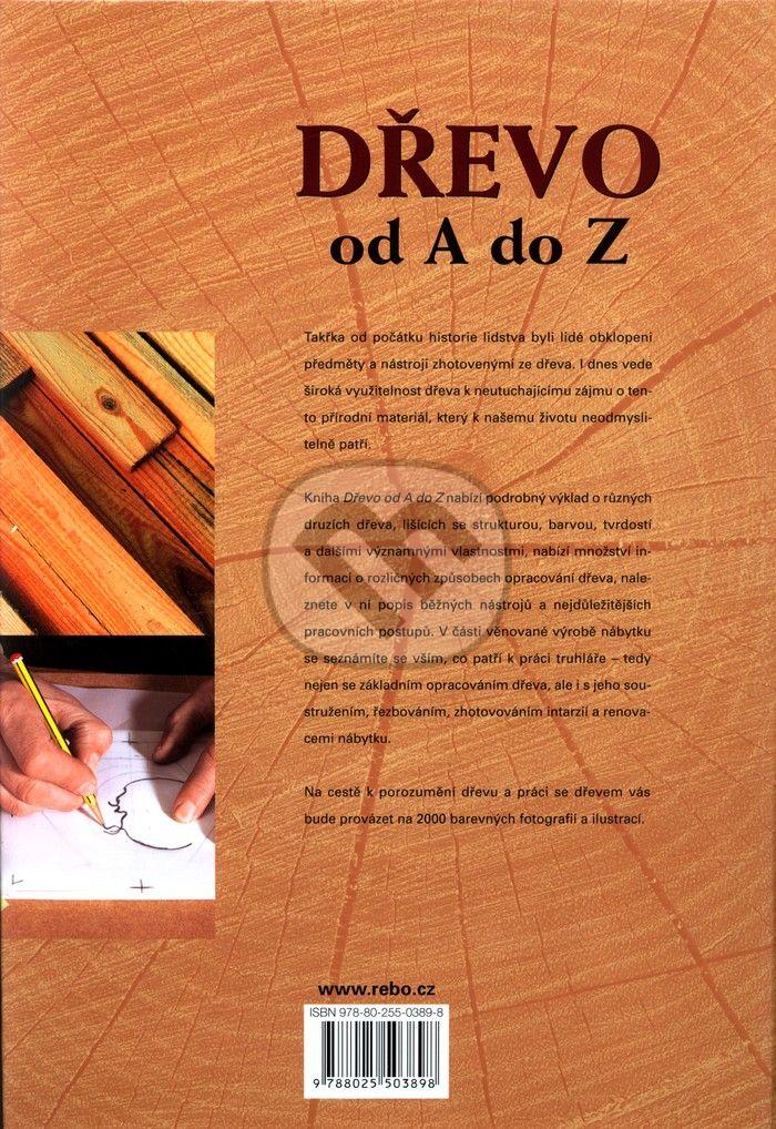 Dřevo od a do z